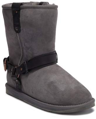 Australia Luxe Collective Hanress Genuine Shearling Lined Boot