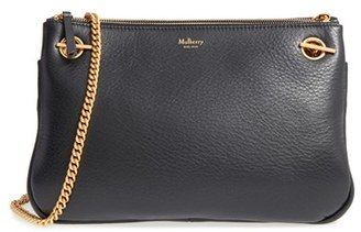Mulberry 'Winsley' Leather Shoulder Bag $1,695 thestylecure.com