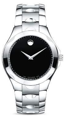 Movado Luno Watch, 40mm