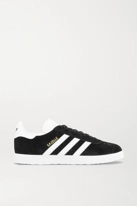 adidas Gazelle Suede Sneakers - Black