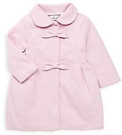 Widgeon Little Girl's Bow Coat