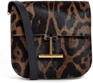 ab3b6a063346 Tom Ford Mini Tara Leopard Print Cross Body Bag