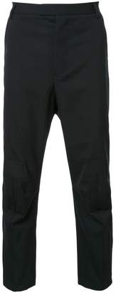 Matthew Miller stitched panel trousers