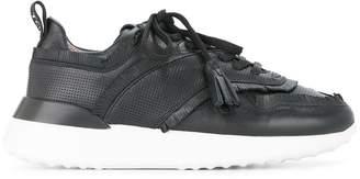 Tod's fringed runner sneakers