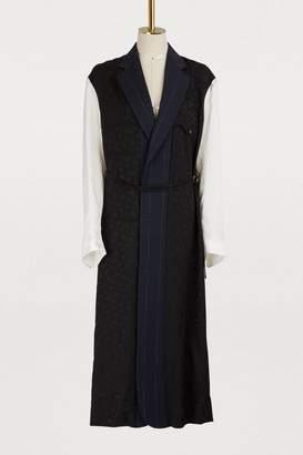 Stella McCartney Wool long dress
