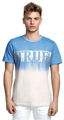True Religion MENS TWO TONE TRUE GRAPHIC TEE
