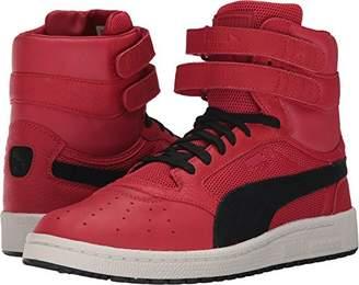 Puma Men's Sky II Hi Color Blocked Lthr Sneaker