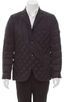 Moncler Gamme Bleu Giacca Puffer Jacket