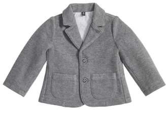 Armani Junior Pique Knit Blazer