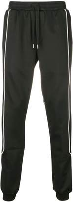 Stampd track tapered trousers