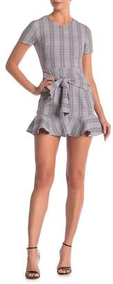 ALPHA & OMEGA Flirty Flounce Dress