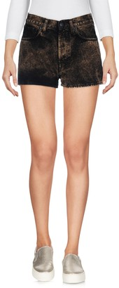 (+) People + PEOPLE Denim shorts - Item 42631950LJ