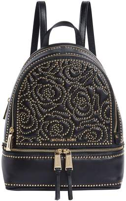 MICHAEL Michael Kors Medium Studded Rhea Backpack