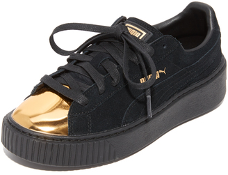 PUMA Creeper Sneakers $110 thestylecure.com