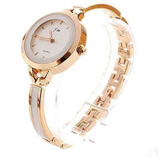 ABS by Allen Schwartz ファッション女性用エレガントなレディースドレスブレスレットステンレススチールクオーツ腕時計