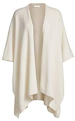 The Row Women's Hern Cashmere Cape