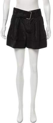 Marc Jacobs High-Rise Mini Shorts
