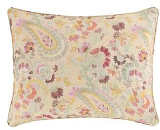 Pine Cone Hill Ines Paisley Linen Sham