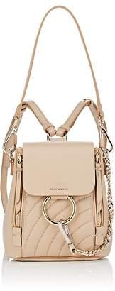 Chloé Women's Faye Mini Leather Backpack