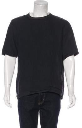 Our Legacy Linen Crew Neck T-Shirt