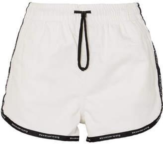 Alexander Wang Denim Shorts - White
