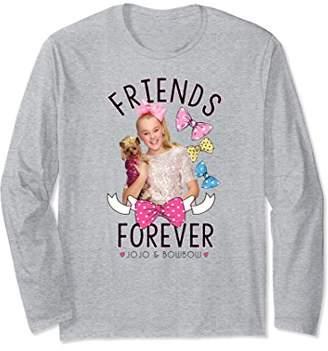 Nickelodeon Jojo Siwa Friends Forever Long Sleeve T-shirt