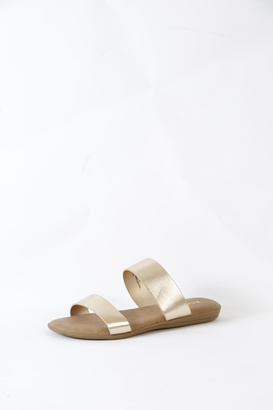 Bamboo Gold Tamber Sandal $24 thestylecure.com