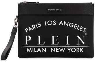 Philipp Plein On Board clutch