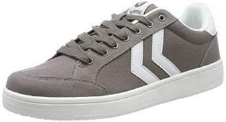 3f823efcf53b7c Hummel Unisex Adults  Nassau Low-Top Sneakers