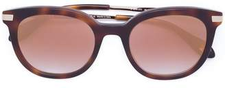 Carolina Herrera mirrored lense sunglasses