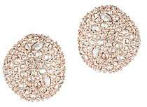 Alexis Bittar Elements Rose Goldplated Crystal Earrings