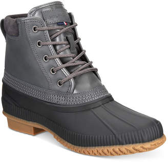 Tommy Hilfiger Men's Casey Waterproof Duck Boots
