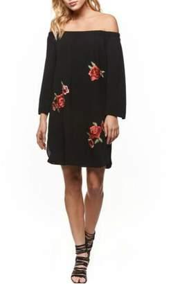 Dex Off-Shoulder Dress
