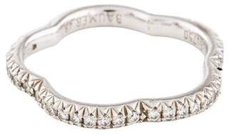 Chanel 18K Diamond Camelia Ring