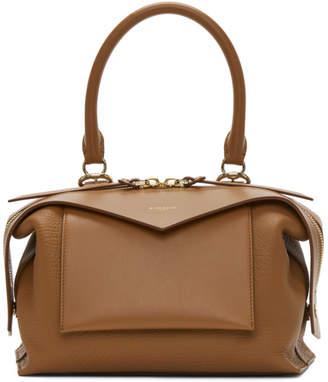 Givenchy Brown Small Sway Bag