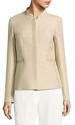 Lafayette 148 New York Women's Ashton Augusta Woven Jacket