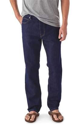 Patagonia Men's Performance Regular Fit Jeans - Long