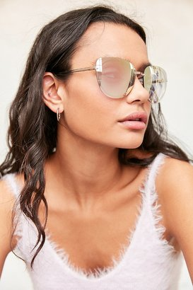 Urban Outfitters Rimless Cat-Eye Sunglasses $16 thestylecure.com