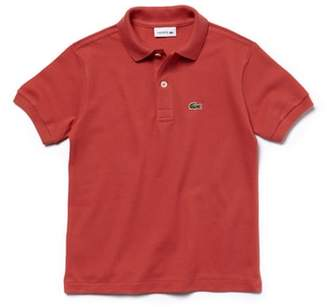Lacoste Pique Cotton Polo