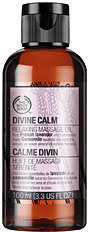 The Body Shop Divine Calm Relaxing Massage Oil