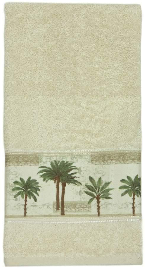 Citrus Palm Hand Towel