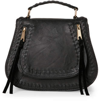 Urban Expressions Black Khloe Mini Bag