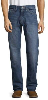 Nautica Relaxed Fit Straight Jeans