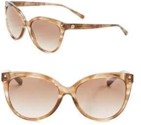 Michael Kors 55MM Cats Eye Sunglasses