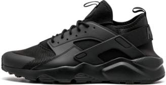 Nike Huarache Run Ultra Black/Black