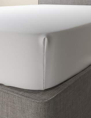 Marks and Spencer Pure Egyptian Cotton 400 Thread Count Deep Fitted Sheet
