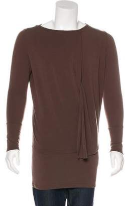 MM6 MAISON MARGIELA Wool Crew Neck Sweater