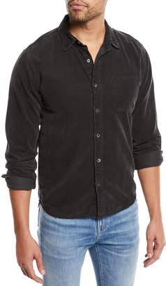 Frame Men's Button-Front Long-Sleeve Corduroy Shirt