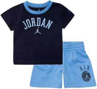 Jordan Little Boy's Two-Piece Authentic Short Set