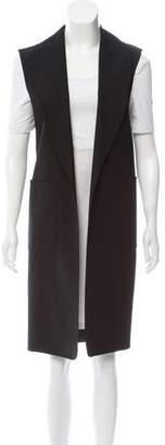 Alexander Wang Wool Longline Vest